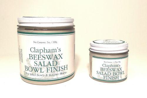Clapham's Beeswax Salad Bowl Finish